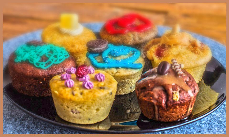 Dodatki do muffinek