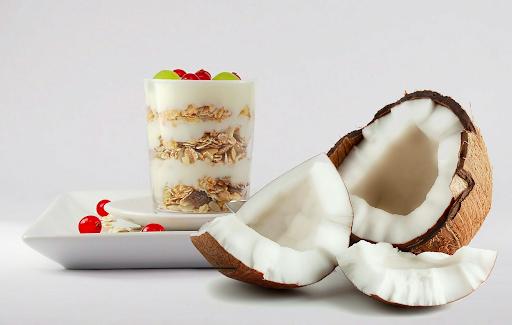 budyń kokosowy na wiele sposobów